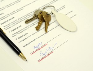 Landlord agreement